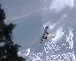 VIDEO: Erik Botner – Snowstoked about a white christmas