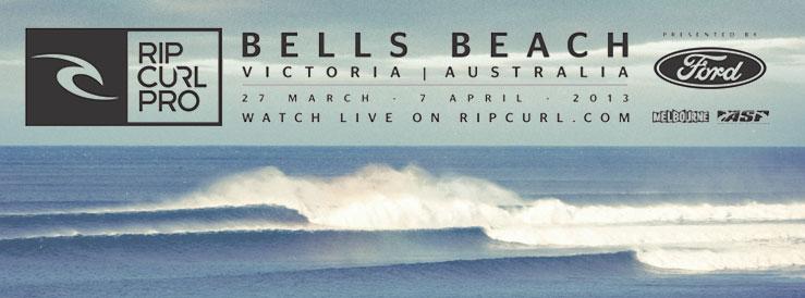 Rip Curl Pro - Bells Beach 2013