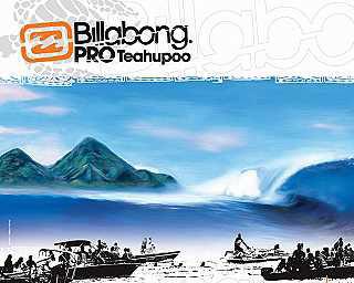 Billabong Pro Teahupoo 2013