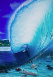 Hilton Alves - Surf artist
