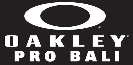 Oakley Pro - Bali 2013