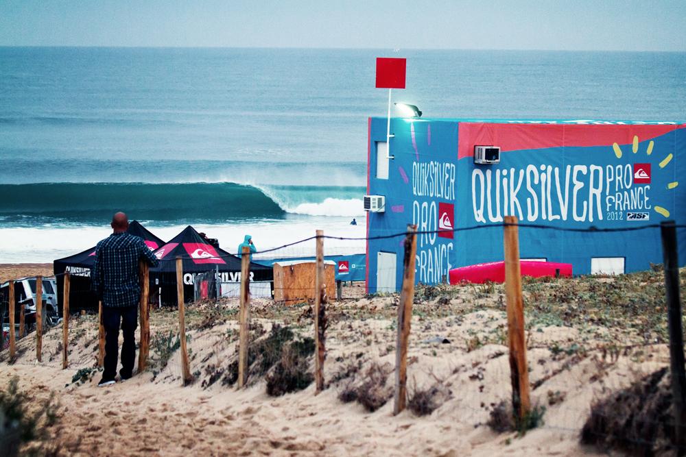 Quiksilver Pro 2013: France