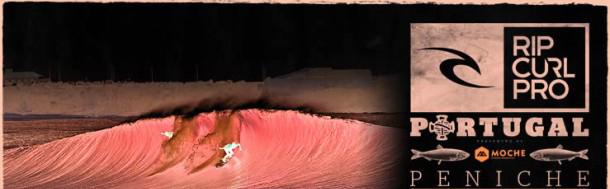 Rip Curl Pro 2013: Peniche, Portugal