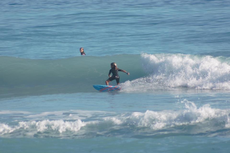 Grom Surfing