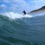 Tour Lanka surfing.