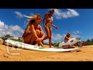 The Alana Blanchard series: Surfer Girl Episode 1.