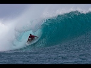 Volcom Fiji Pro 2013 – Round 4 coming up. Results so far. (+ video)