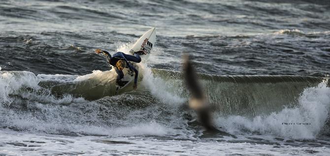 Oliver Hartkopp - Klitmøller surf.