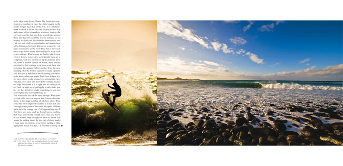 Surfing Norway / Noreg