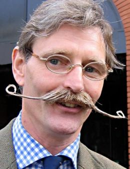 Moustache fella - Photo Wikimedia Commons