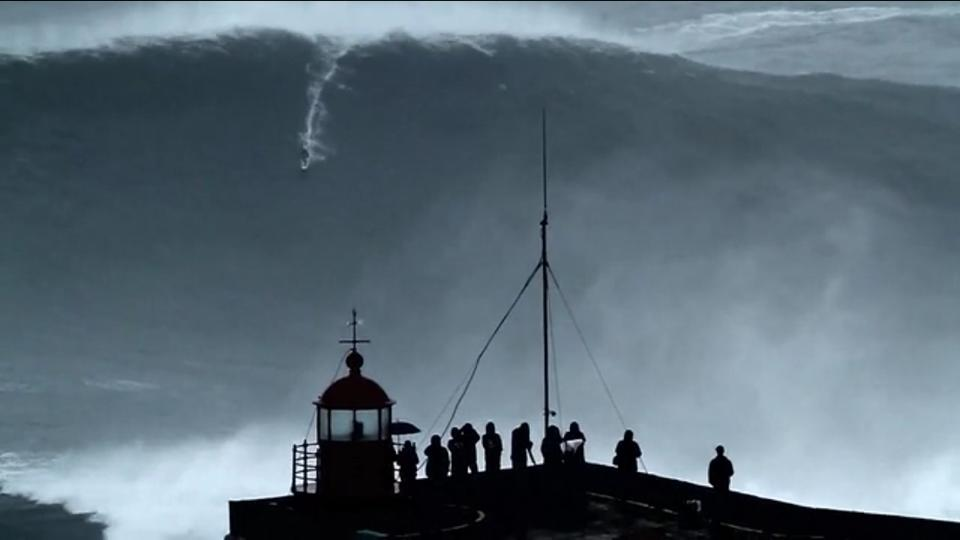 Nazare. Photo: Helio Valentim