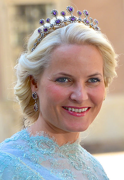 Mette-Marit. Foto: Wikimedia Commons