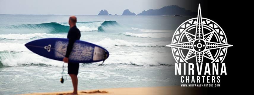 Surfing Nirvana.
