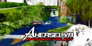 Akerselva River Wave Project