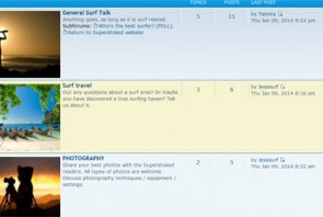 Surfing forum: Talk surf travel, surf equipment and chat with surfers.