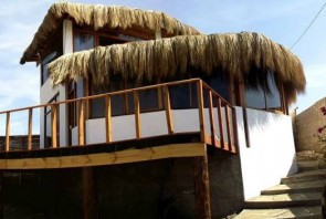 SURFING LOBITOS, Peru – with Lapa Lapa Bungalows.