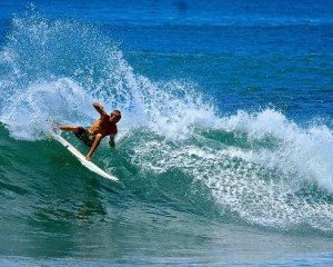 SURFING COSTA RICA – with WRV and Brandon Todd.