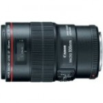 Canon 100 mm macro lens - Photo credit Canon