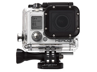 GoPro HD HERO 3 - Black edition - Photo Wikimedia Commons