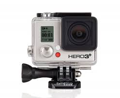 GoPro HD HERO3+ Black - Photo by Wikimedia Commons