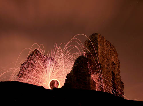 Mountains of steel wool - by Nicole Lisa Photography
