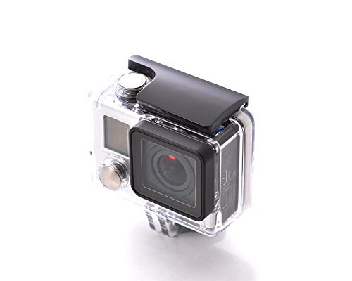Waterproof housing lock latch for Hero 3+ - Photo GoPro