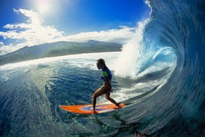 Aaron Chang surf photograph