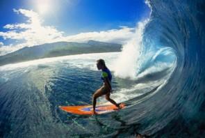 Aaron Chang surf photograph