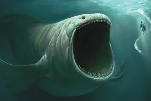 4 incredible sea monsters you'd rather not meet while in the water!