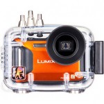 Panasonic Lumix TS5 underwater housing - Photo credit Ikelite