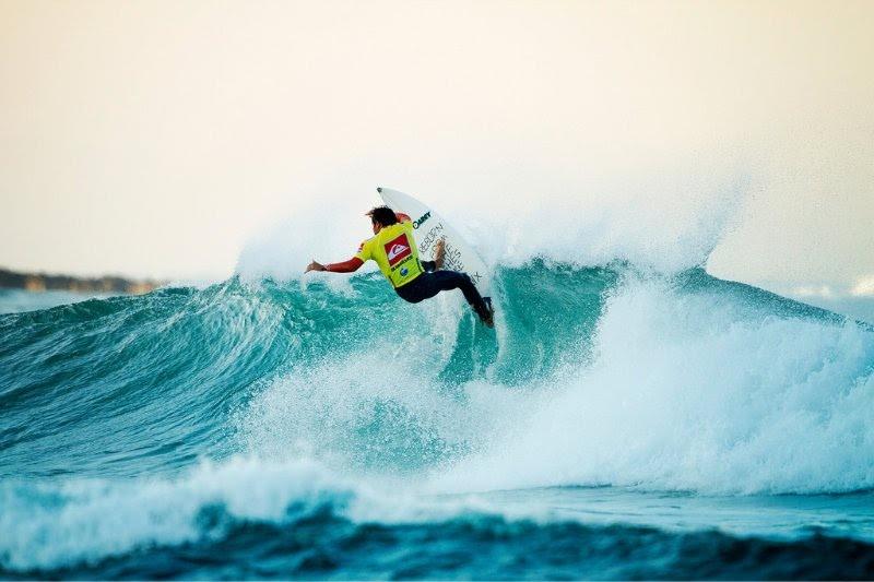 Ricardo Lange - Professional surfer from Brazil.