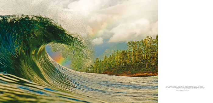 Surfing Canada