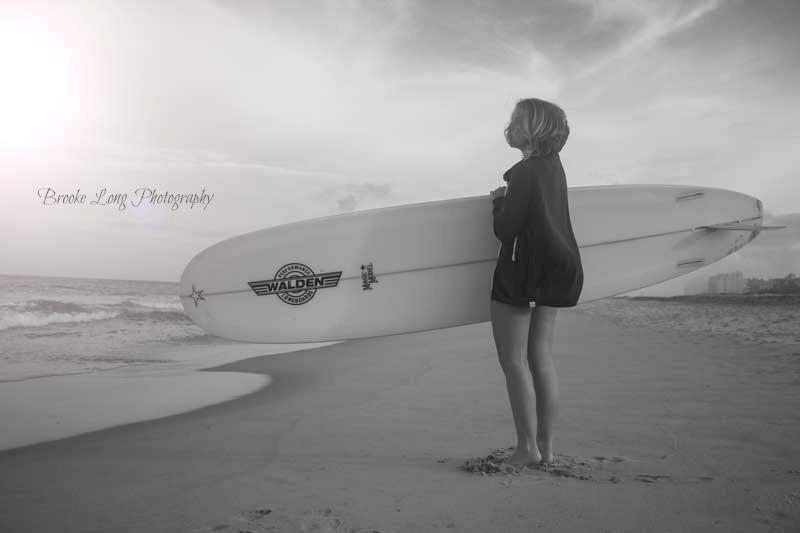 Surfer Alexis
