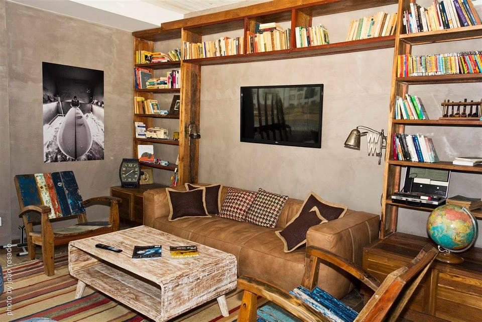 Stylish interior. Photo: Joao Rosado