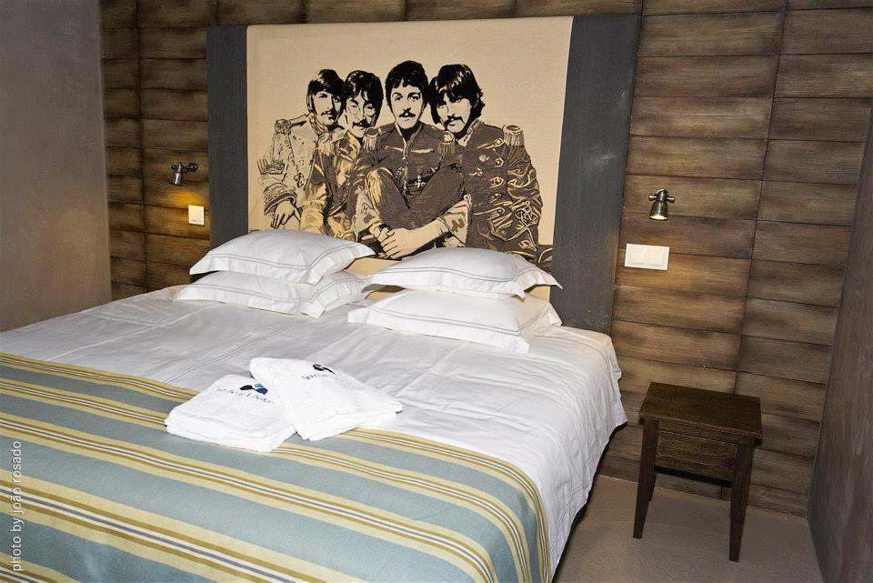 The Beatles bedroom. Photo: Joao Rosado