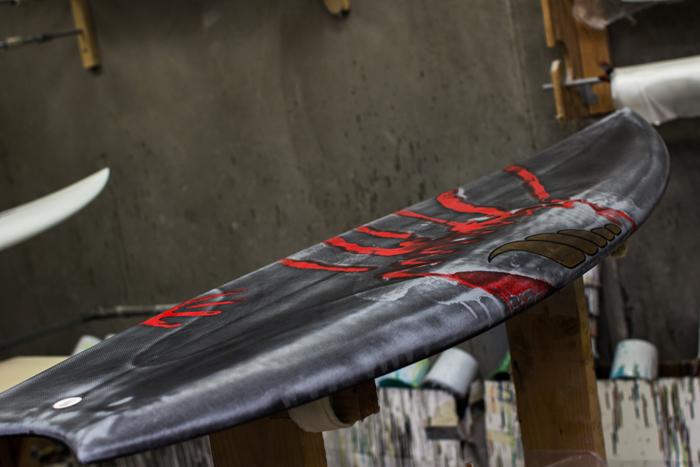 Solid Surfboard. Photo: Corey Walter