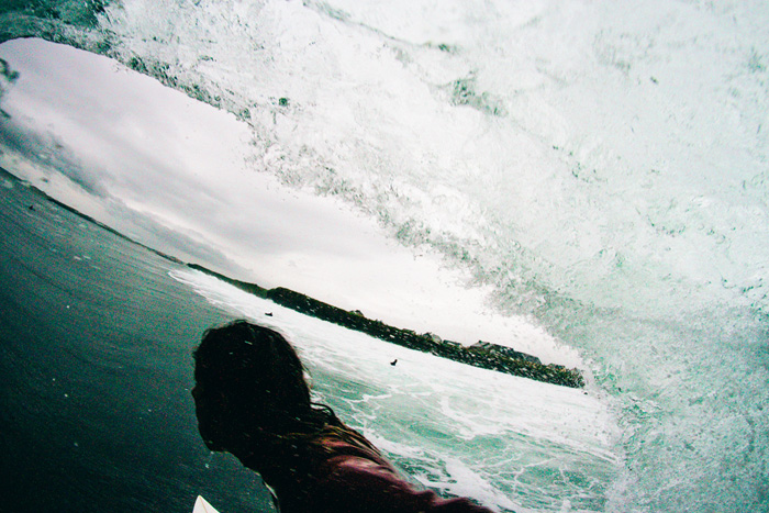 Tubed. Photo by Christian McLeod Photography.