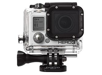 GoPro HD HERO 3 - Black edition - Photo Wikimedia Commons
