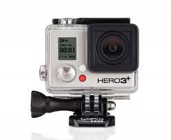GoPro HD HERO3+ Black - Photo by Wikimedia Commons