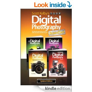 Scott Kelby's Digital photography - Complete boxed set