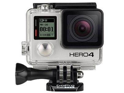 GoPro HERO4 - Photo Wikimedia