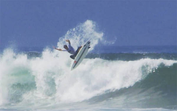 Surfing Morocco with Boon Tamsna